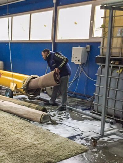 masinsko dubinsko pranje tepiha Beograd