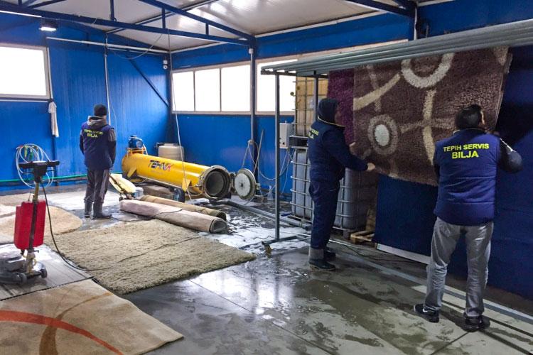 Pranje tepiha Beograd